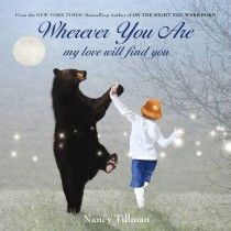Wherever You are, My Love Will Find You, Board Book
