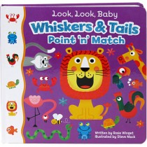 Whiskers & Tails: A Point & Match Book