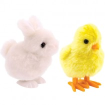 Wind up Bunnies & Chicks