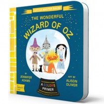 Wonderful Wizard of Oz, BabyLit Board Book