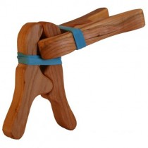 Wooden Play Clips (sold as a pair)