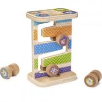 Wooden Safari Zig-Zag Tower
