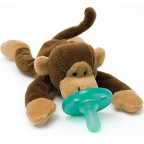 WubbaNub Infant Pacifier, Monkey