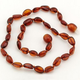 Genuine Baltic Amber Teething Necklaces