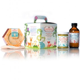 Anointment Natural Baby Essentials Gift Set