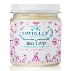 Anointment Natural Skin Care, Cocoa Belly Butter