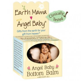 Earth Mama Angel Baby, Natural Baby Boo-Boo (Bottom) Balm
