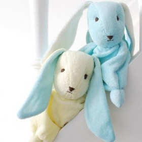 Organic Cotton Bonding Bunny