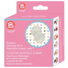 Bravado Washable Nursing Pads (3pk)