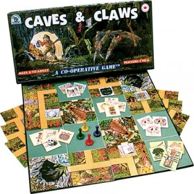 Caves & Claws - Archeological Adventure Game