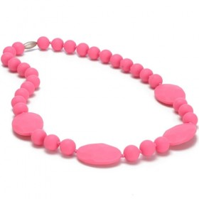 Chewbeads Silicone Teething Necklace, Perry