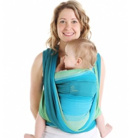 Chimparoo Woven Baby Wrap Carrier