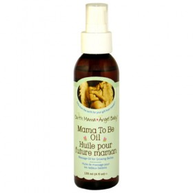 Earth Mama Angel Baby, Mama To Be Herbal Stretch Oil