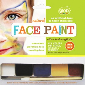 Natural Face Paint