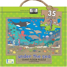 Giant Floor Puzzle, Under the Sea (35pc)