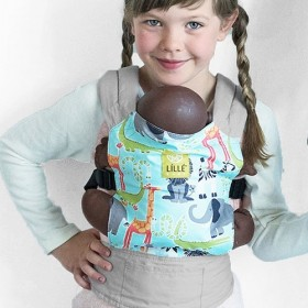 Lillibaby Doll Carrier, Jungle