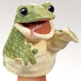 Little Frog Puppet