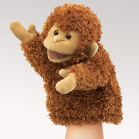 Little Monkey Puppet