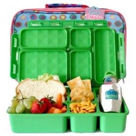 Go Green Lunch Box Bento Set
