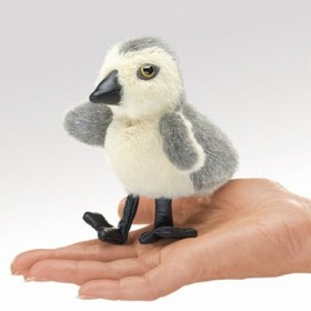 Mini Gosling, Finger Puppet