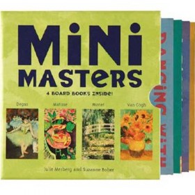 Mini Masters 4-Book Gift Set