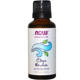 Pure Essential Oil Blends, Clear the Air