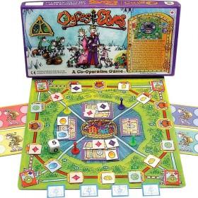 Ogres & Elves - 3-in-1 Fantasy Strategy Game