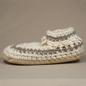 Padraig Wool Slippers, Women's