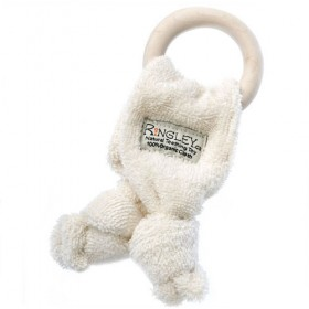 Ringley Natural Teething Toy, Knotted