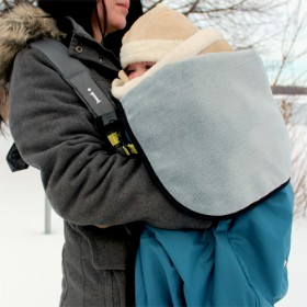 Sherpa Cold Weather Pouch Blanket