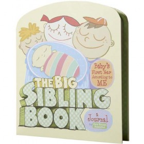 The Big Sibling Book - Baby's First Year According to Me