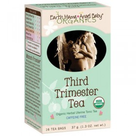 Earth Mama Angel Baby Tea, Third Trimester