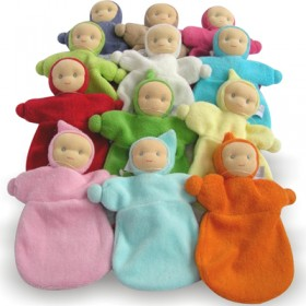 Natural Bonding Dolls