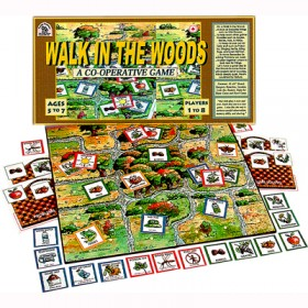 Walk in the Woods - Teaching Nature Game