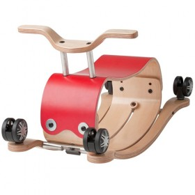 Wishbone Flip Ride-on Rocking Toy