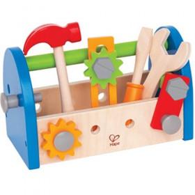 Wooden Fix-It Tool Box